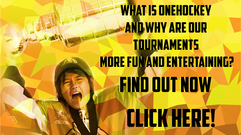 OneHockey Tournaments