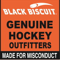 Black Biscuit Hockey Outfitters